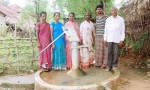 India, CRCW, finished water well - 3, LWI, 2013